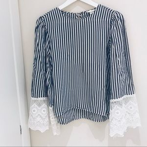 Tops - Blouse Size 4